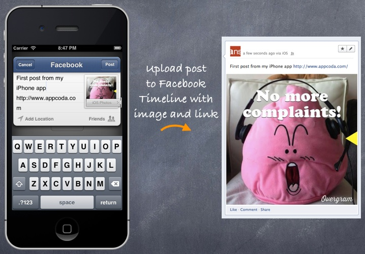 iOS Programming 101: Integrate Twitter and Facebook Sharing in Your App
