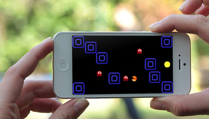 Simple Maze Game Part 2 – Using Accelerometer