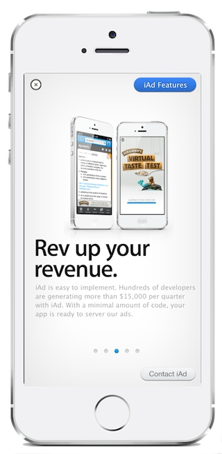 Using iAd to Display Banner Ad in Your App
