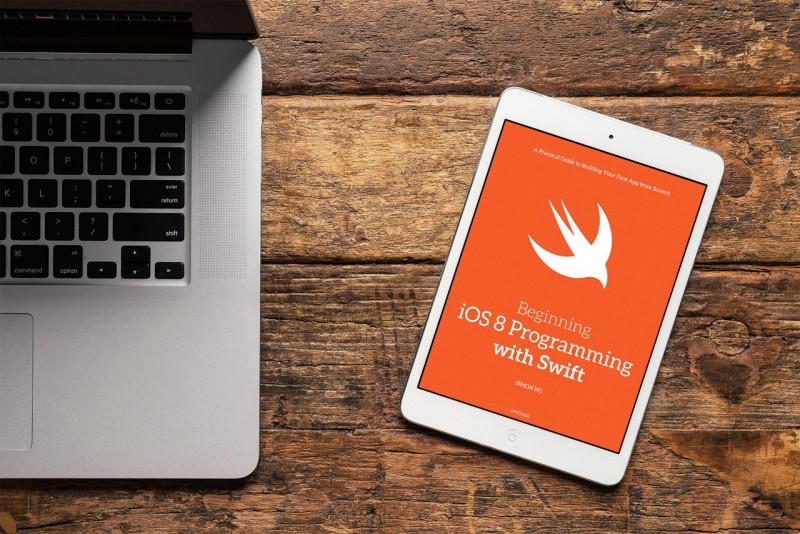 Announcing Our New Book: Beginning iOS 8 Programming with Swift