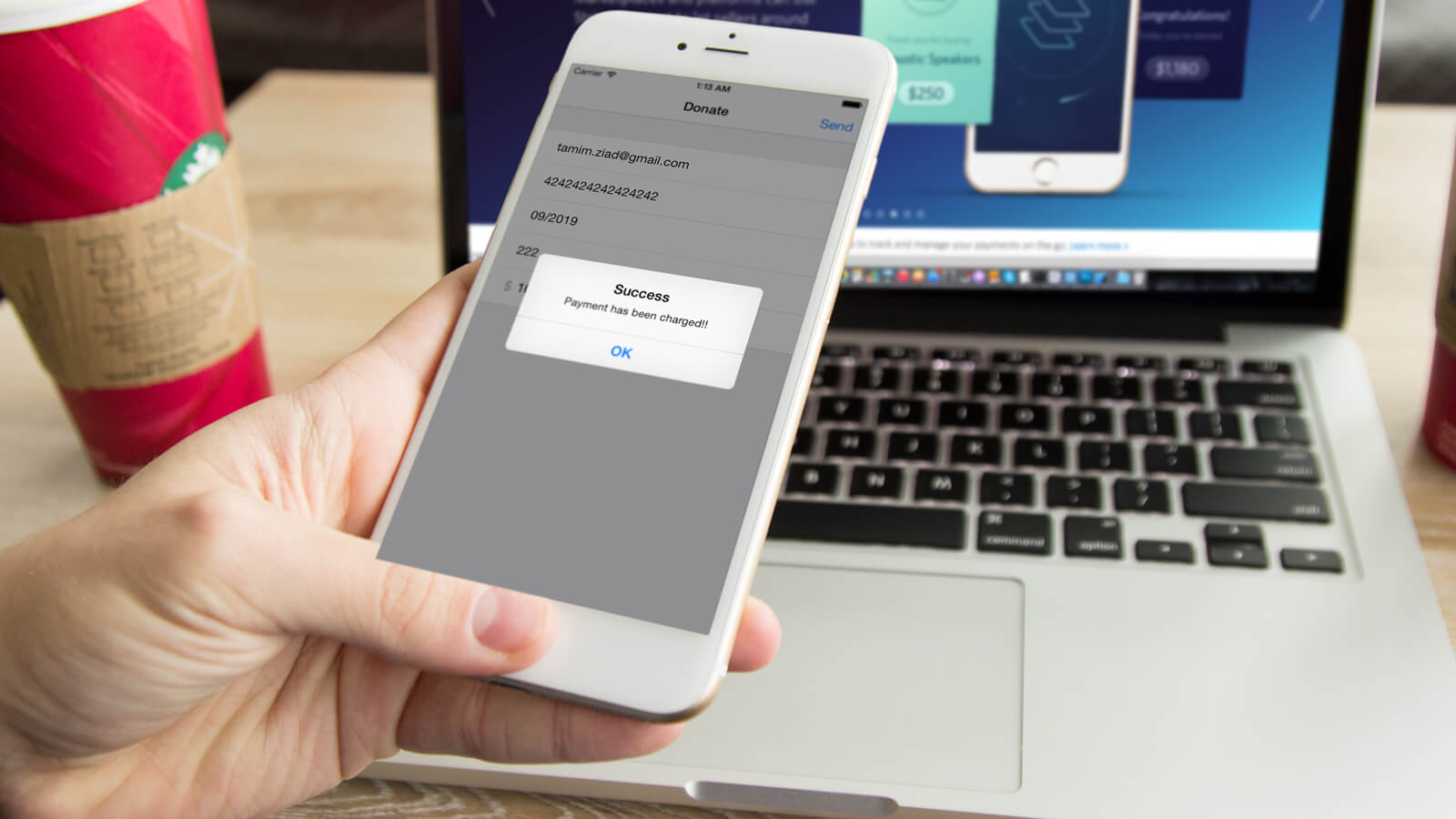 A Swift Tutorial for Stripe: Taking Credit Card Payments in iOS Apps
