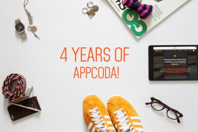 Celebrating 4 Years of AppCoda