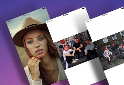 Face Detection in iOS Using Core Image