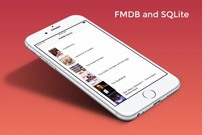 Working with SQLite Databases in iOS with FMDB Library