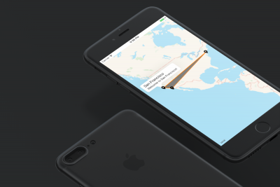 MapKit Beginner's Guide: Polylines, Polygons, and Callouts
