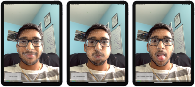 How to Detect and Track the User's Face Using ARKit