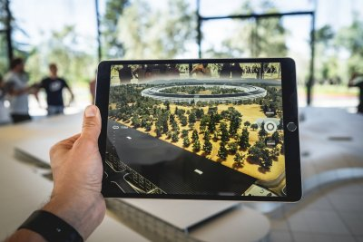 6 Mobile AR Concepts for iOS in 2019